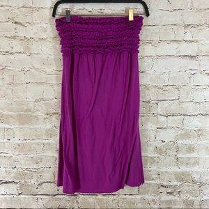 Xhilaration tube top summer dress size medium